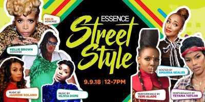 2018 @ESSENCE Street Style- Sunday September 9th | NYCPlugged