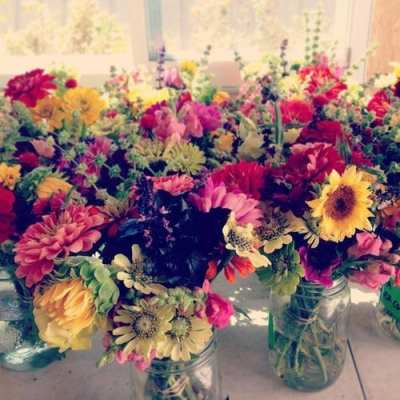 Summer Floral Arranging with Farm-Fresh Blooms- Thursday