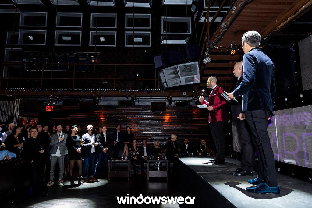 Originality and Creativity Wins at This Years @WindowsWear Awards