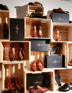 "Luxury Men's Footwear Brand Top Owens Collection Closes NYFW: Mens with ""Man's Best Friend"""