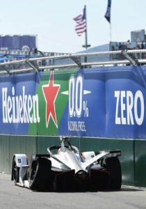 Heineken Partners with ABB FIA Formula E for Their Electrifying Return to NYC