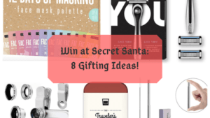 Win at Secret Santa: 8 Gifting Ideas!