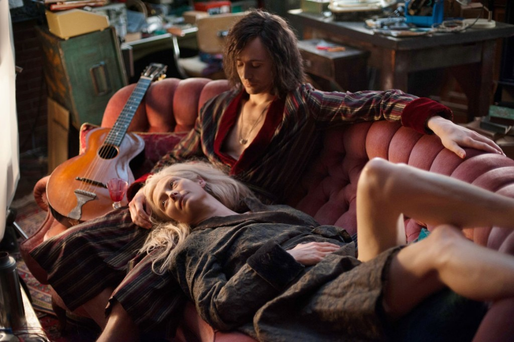 Only Lovers Left Alive is Jim Jarmusch's digital maiden voyage, after an estimable career crafting moving images in the medium of film. But to glance at this frame from this film, it's no longer readily apparent whether perforated film or a digital sensor created this image. Welcome to 2015.
