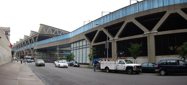 George Washington Bridge Bus Station Redevelopment Project