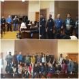 106th Precinct Meets John Adams HS Students