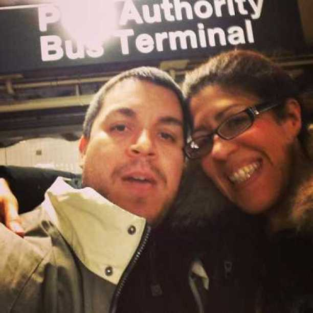 Rain Pryor and Angel