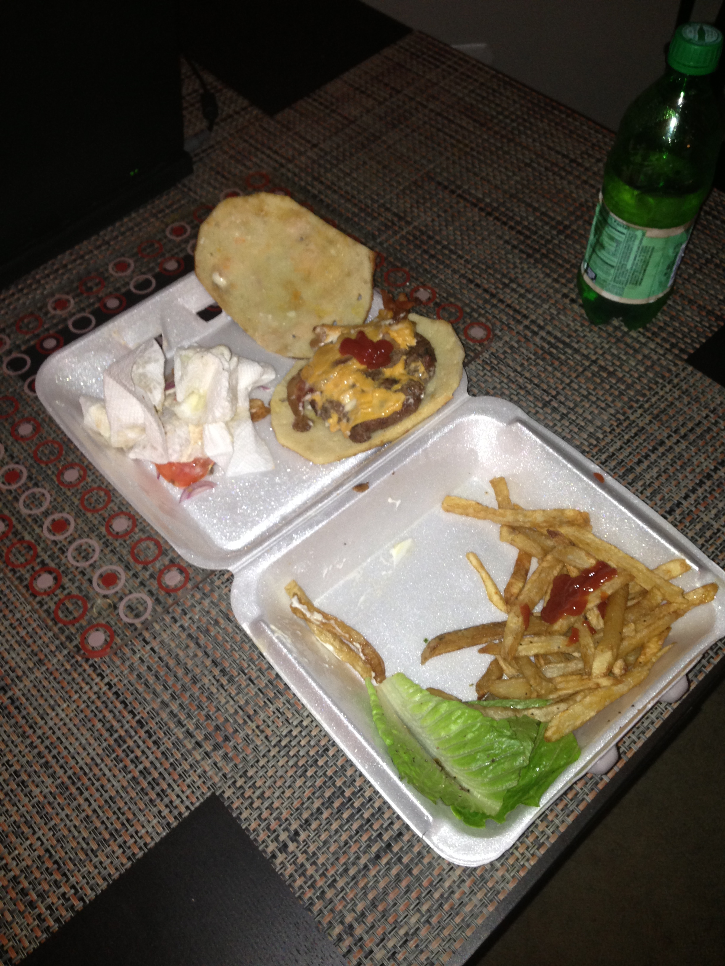 Due Fratelli burger