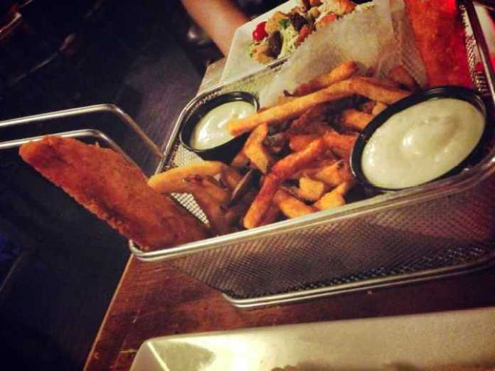 Exo Fish and chips NYCTalking