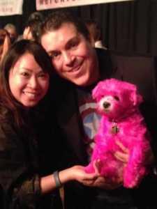 Pinkdog Frankie