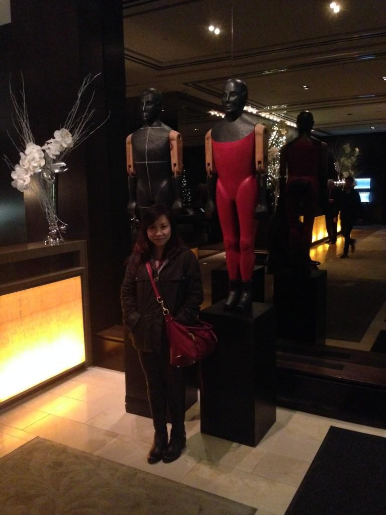 Christine at Ai Fiori