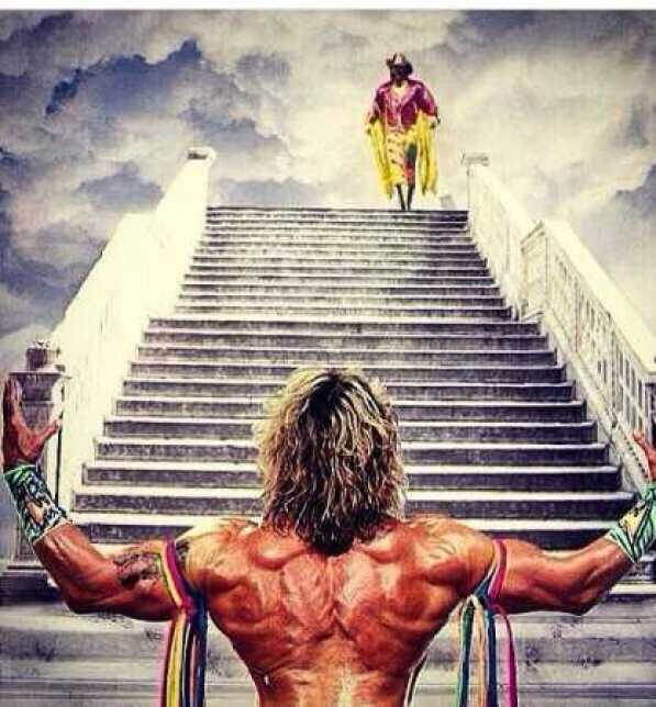 warrior macho man heaven