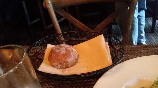 aged bread