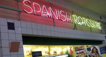 spanish rotisserie