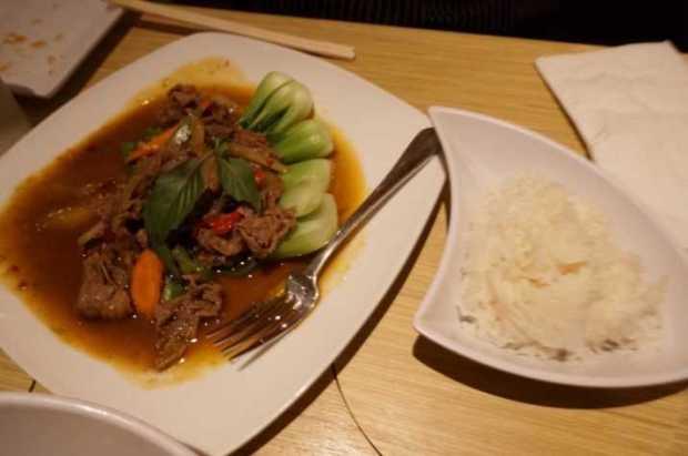 suki thai shabu basil beef