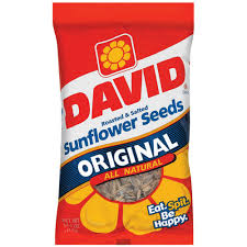 Sunflower seeds in my butt