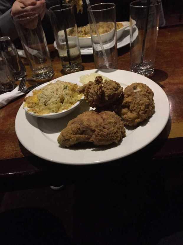 Harlem on fifth chicken
