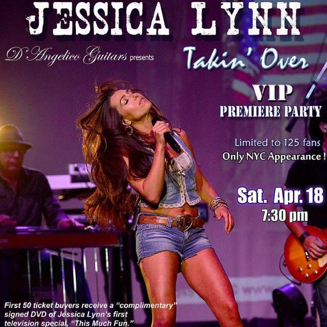 Jessica Lynn Takin Over