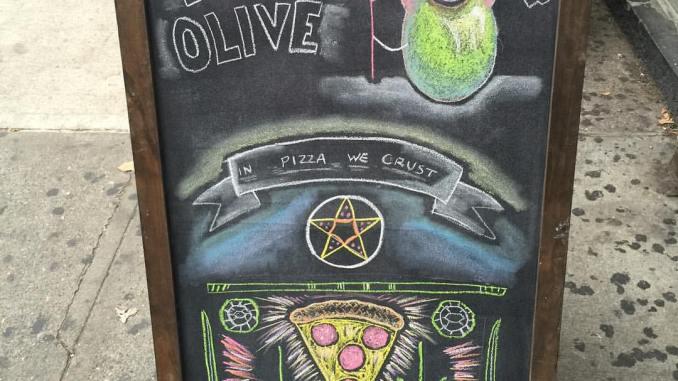 evil olive