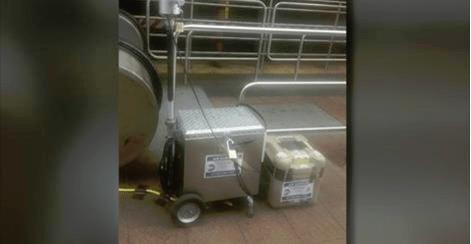 subway air test