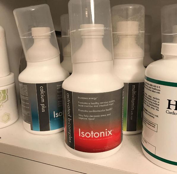 Market America Isotonix Supplements