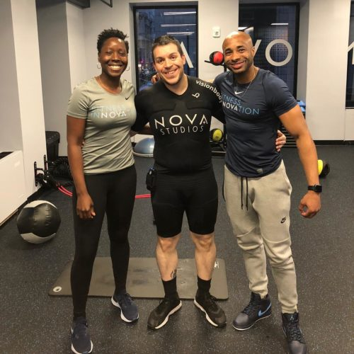 Nova Fitness Innovations