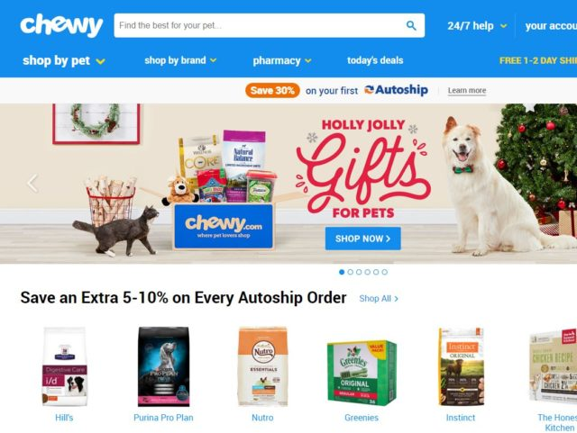 Chewy Pet Supplies