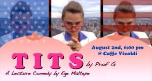 Comedy: Tits by Prof Bade Gediklioglu