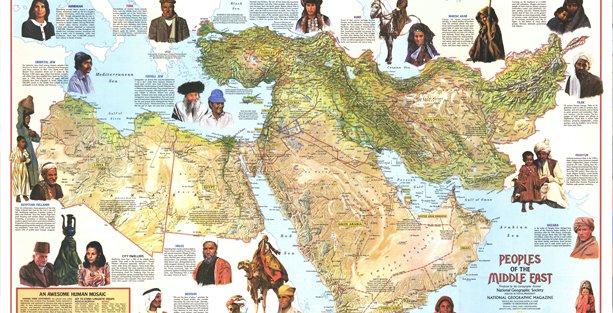 Yorum: Ortadoğulular'dan Niçin Nefret Ediyorum?