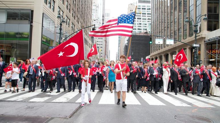New York Türk Günü Yürüyüşü 21 Mayis'ta