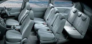 10-14 passenger ford van rental nyc