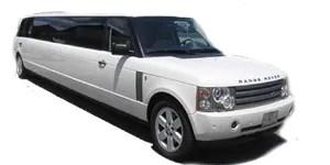 14 Passenger Land Rover Limo