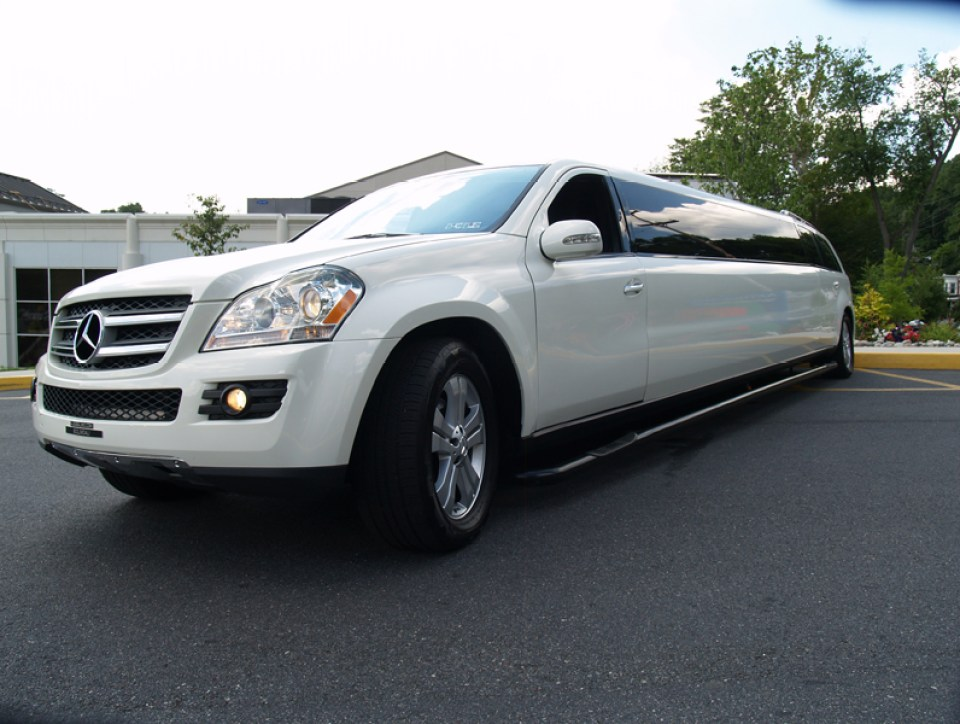 NYC Van and Limo New Service Bus Rental