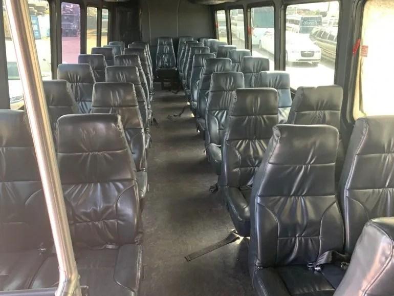 Rent 36 PASSENGER MID-SIZE COACH BUS NY (1)