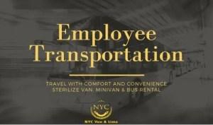 Employee Transportation NYC