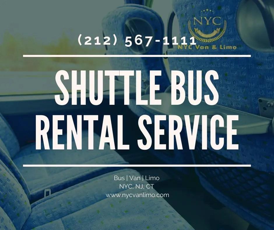 Shuttle Bus Rental Service