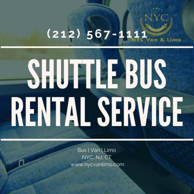 Shuttle Bus Rental Service