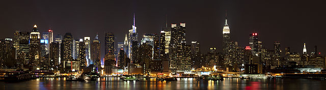 Mid Town Manhattan