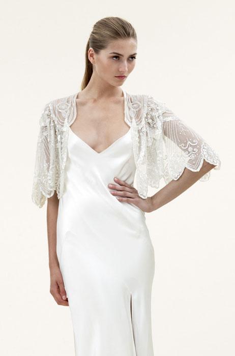 Wedding Dress Covers Jackets And Shrugs NYC Wedding