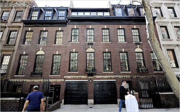Madonna S House In New York Design Agenda