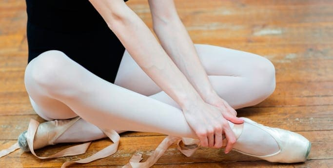 Ankle Sprains in Dancers   NYDNRehab.com