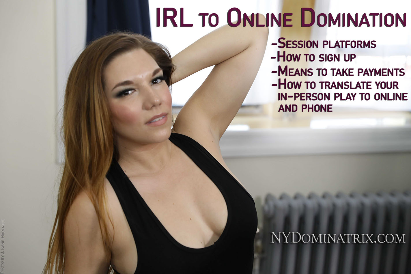 Online Classes - IRL to Online Domination
