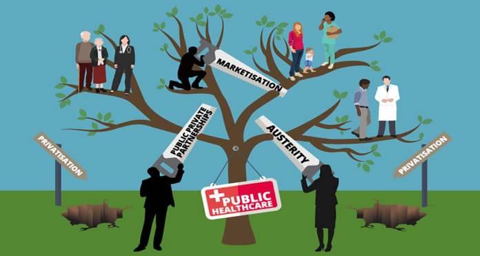 healthcare-privatisation