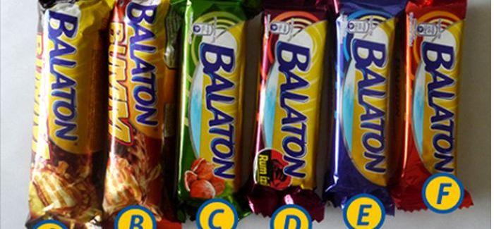 Balaton szelet játék: Nevezd meg az összes ízt és nyerj!