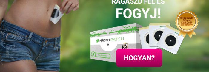 MagfitPatch: Ragassz és fogyj