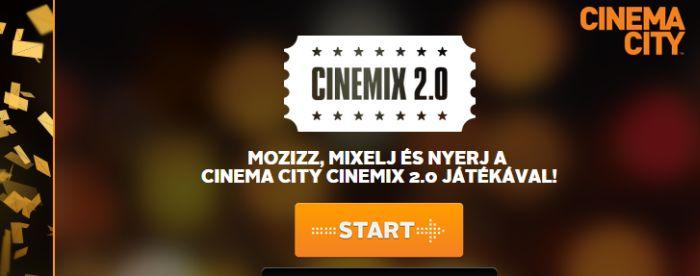 Cinema City nyereményjáték: Azonnali nyeremények