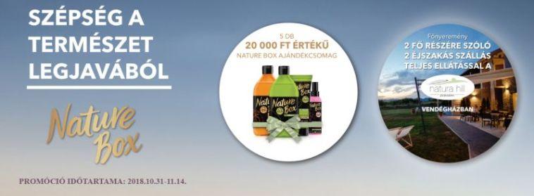 Auchan nyereményjáték - Henkel Beauty Care: Szépség a természet legjavából! A játék november 14-ig tart