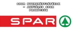 SPAR nyereményjátékok – aktuális SPAR promóciók.