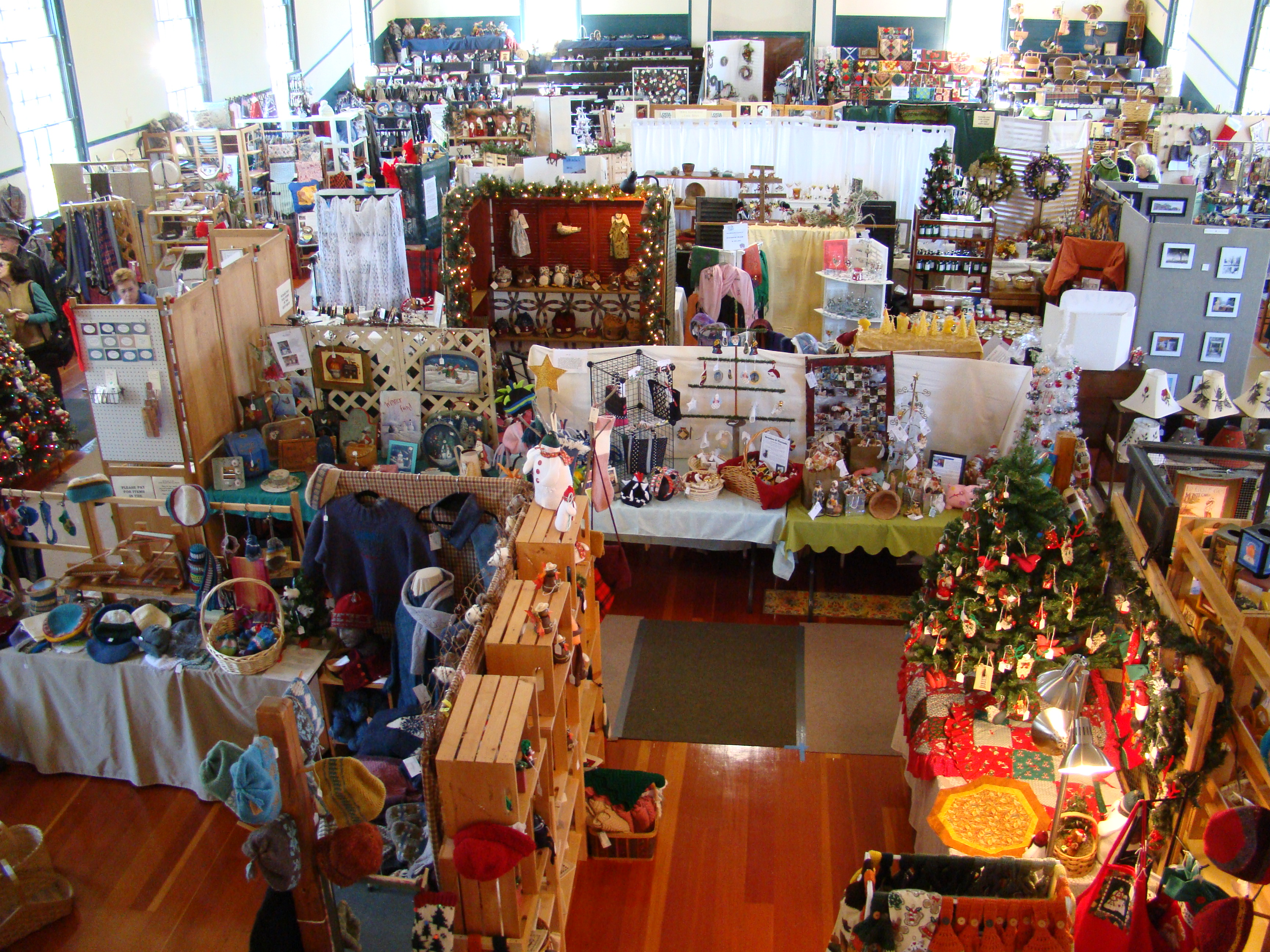 The Shaker Christmas Craft Fair And Festival Will See