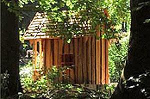 Legehus i kalmarbrædder