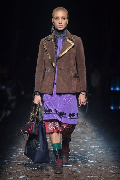 Coach Fall 2018 Look 34